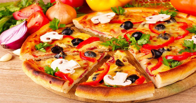 Irresistible Pizzas are on the Way