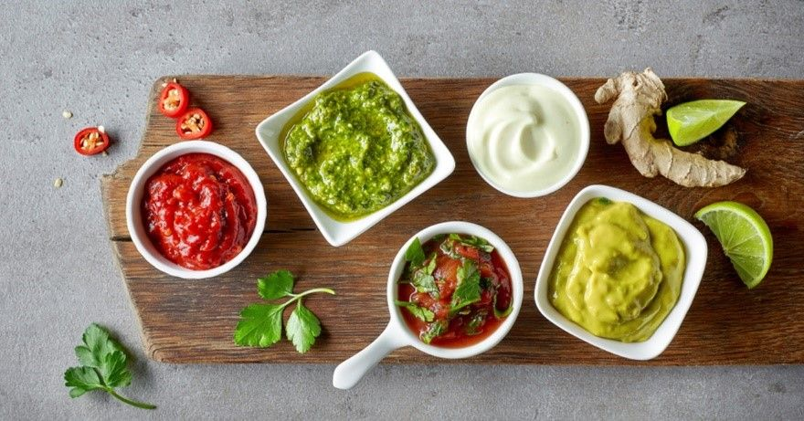 Condiments and Snacks