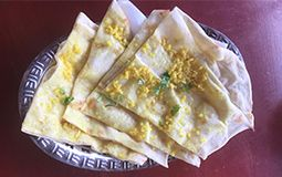 Garlic Naan Bread (FN, C)