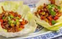 San Choy Bao (2 Pcs Lettuce)