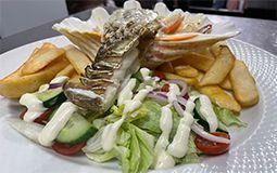 Seafood Basket (GF)
