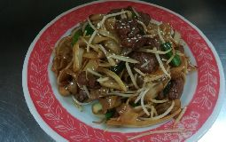 Dry Fried Beef Ho Fan