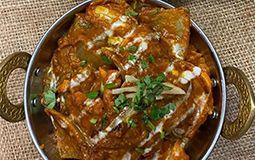 Kadahi Curry (GF, NF)