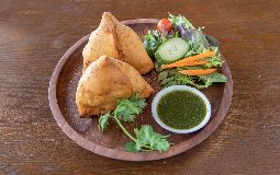 Bombay Vegetable Samosa