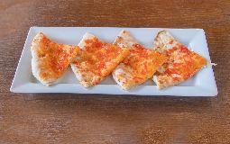 Cheese and Garlic Naan
