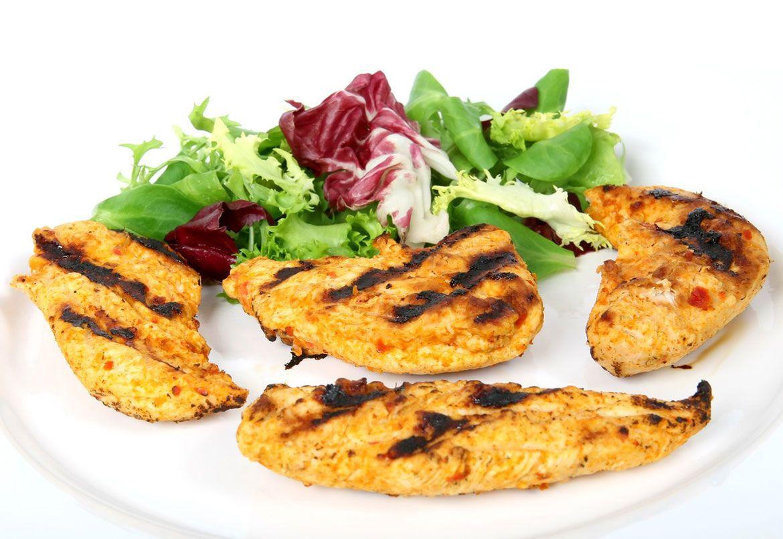 Chicken Tikka (4 pieces)