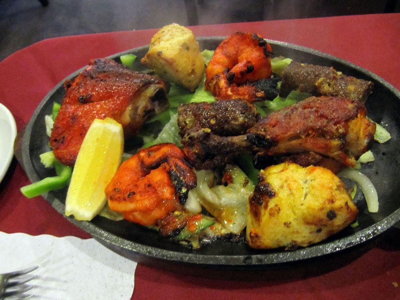 Mix Tandoori Platter