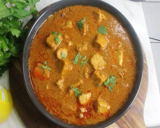 Shahi Paneer Curry (V)