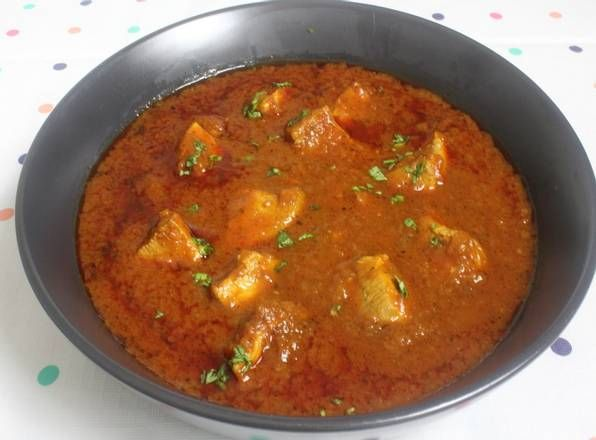 Bhuna Chicken Curry