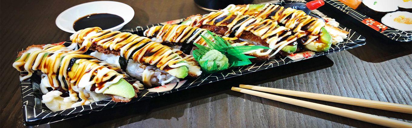 Chicken Avo Nigiri Pack - 5 Pieces