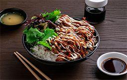 Karaage Chicken with Rice