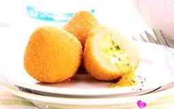 Chicken Garlic Balls