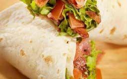 Lamb Kabab wraps