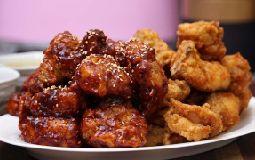Boneless Crispy Fried Chicken