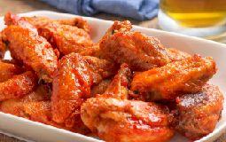 Buffalo Wings (8 Pieces)