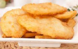 Potato Scallop _ 1 Piece