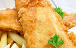 Fish & Chips - 3 Pieces
