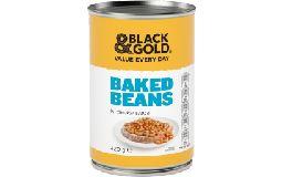Black & Gold Baked Beans 420g