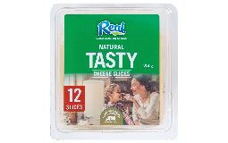 Real Cheese Tasty Slice 250g