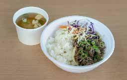 Bulgogi Beef Rice Bowl