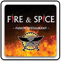 Fire and Spice-Fusion Restaurant