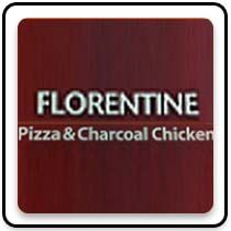 Florentine Pizza and Charcoal Chicken