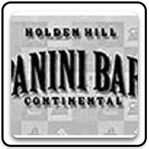 Holden Hill Panini Bar
