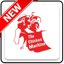 The Chicken Machine and Indian Cuisine