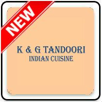 K & G Tandoori Indian Cuisine