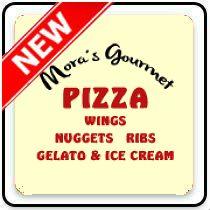 Mora's Gourmet Pizza