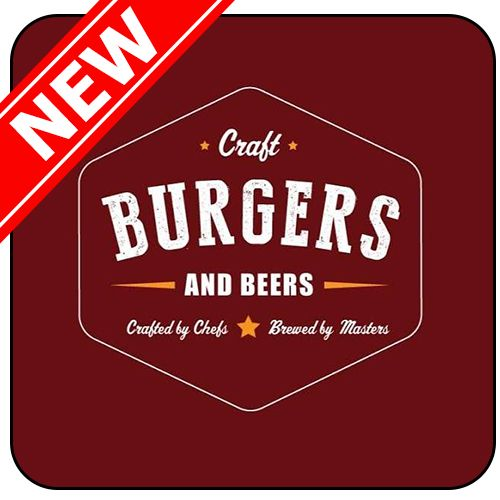 Craft Burgers & Beers