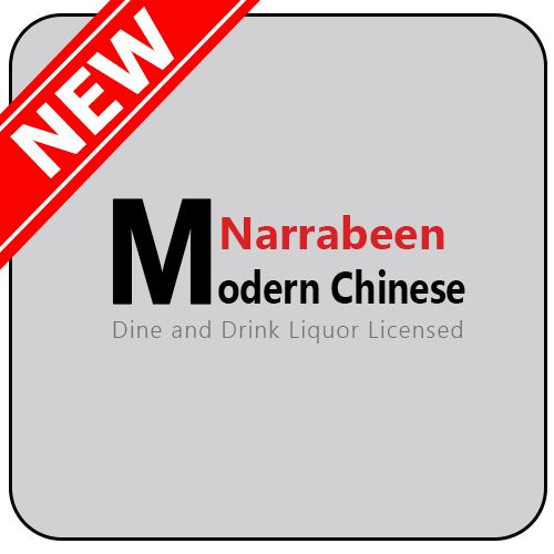 Modern Narrabeen Chinese Restaurant
