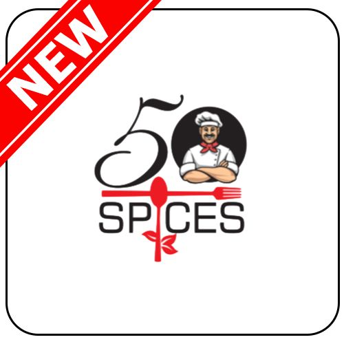 50 spices