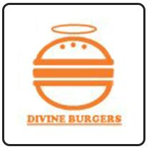 Divine Burger, kebabs and curries
