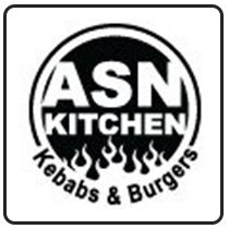 ASN Kitchen kebabs and burgers