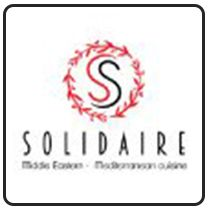5% Off - Solidaire Menu - Lebanese Restaurant Docklands, Vic