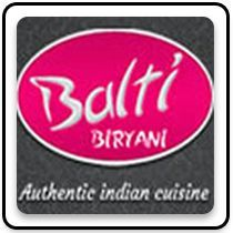 Balti Biryani - Holland Park