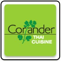 Coriander Thai Cuisine - Waterford