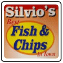 Silvio's Fish and chips
