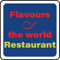 Flavours of the world Restaurant