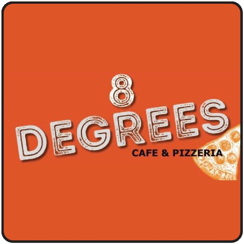 8 degrees cafe & pizzeria- north perth