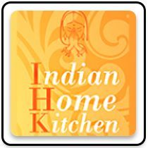 Indian Home Kitchen