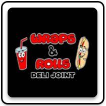 Wraps and Rolls Deli Joint