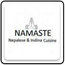 Namaste Nepalese and Indian Cuisine