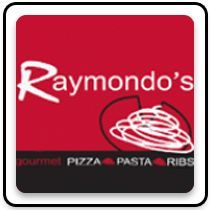 Raymondo's Gourmet Pizza and Pasta