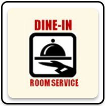 Dine In Room Service