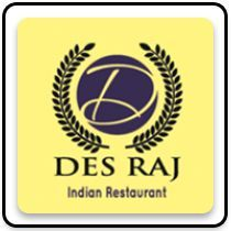 Des Raj Indian Restaurant-West Richmond