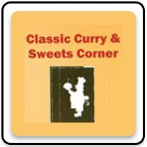 Classic Curry and Sweets Corner