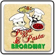 Pizza and Pasta on Broadway